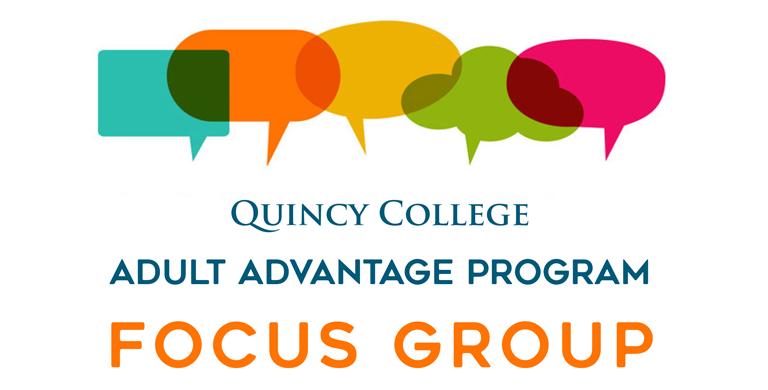 Adult Advantage Focus Group