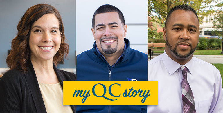 Quincy College My QC Story