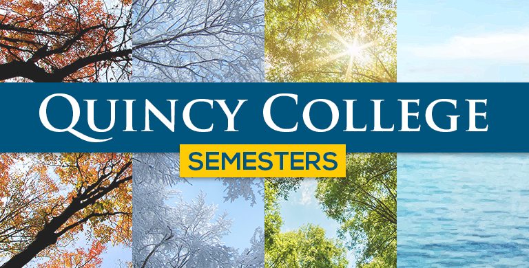 Quincy College Semesters