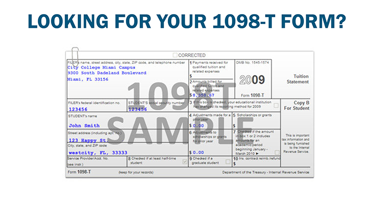 1098-T Form