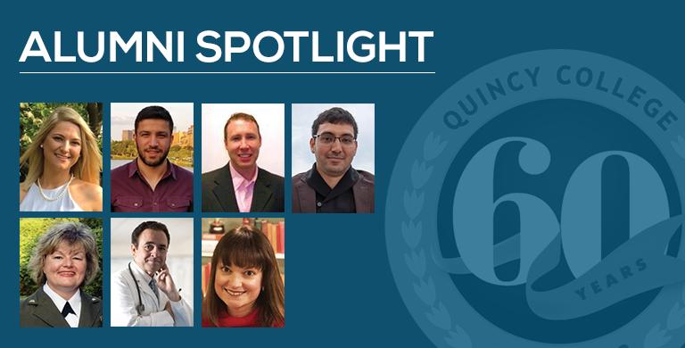 Quincy College Alumni Spotlight