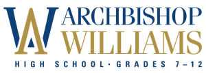 Logo of Archbishop Williams High School