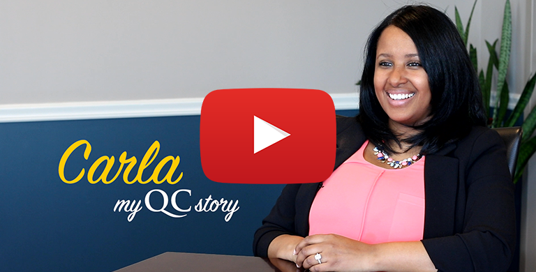 Quincy College My QC Story: Carla M.