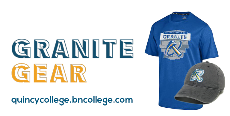 Quincy College Granite Gear | Barnes & Noble Bookstore