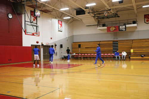 Lahue Physical Education Center at Eastern Nazarene College