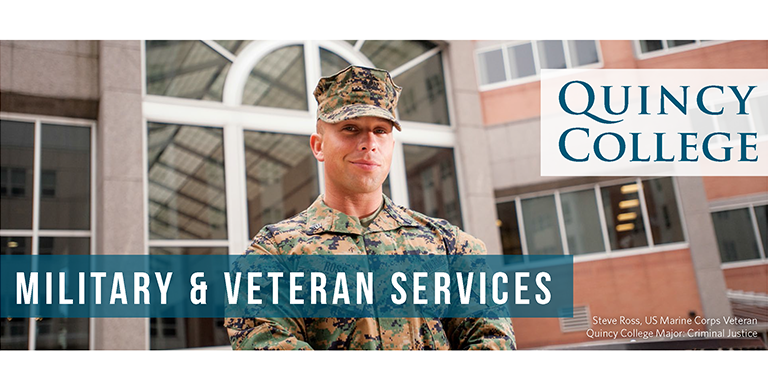 Quincy College Military & Veteran Services