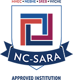 Sara Approved Logo: National Council for State Authorization Reciprocity Agreements | Approved Institution