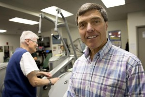 Quincy College's Dr. Wayne Wescott, Professor of Exercise Science
