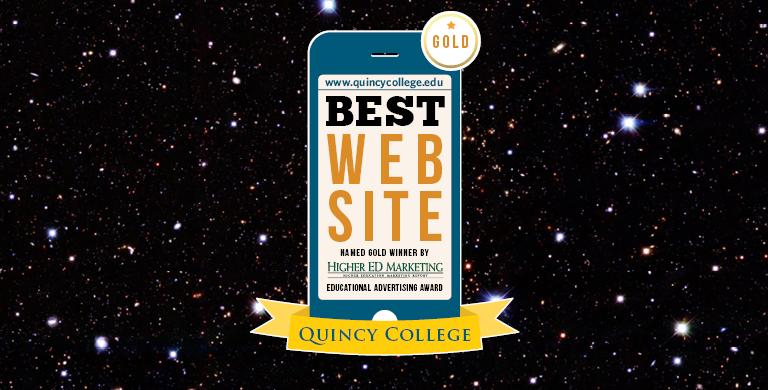 Gold Award for Best Website