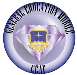 General Education Mobile Community College of the Air Force Logo